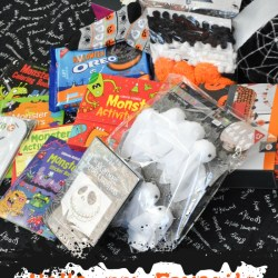 Halloween Favorite Things Giveaway 2016