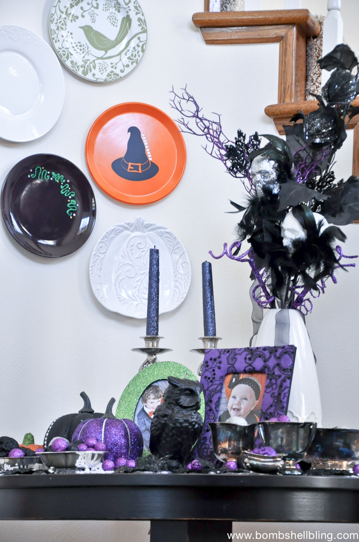 halloween-plate-wall-nook-19