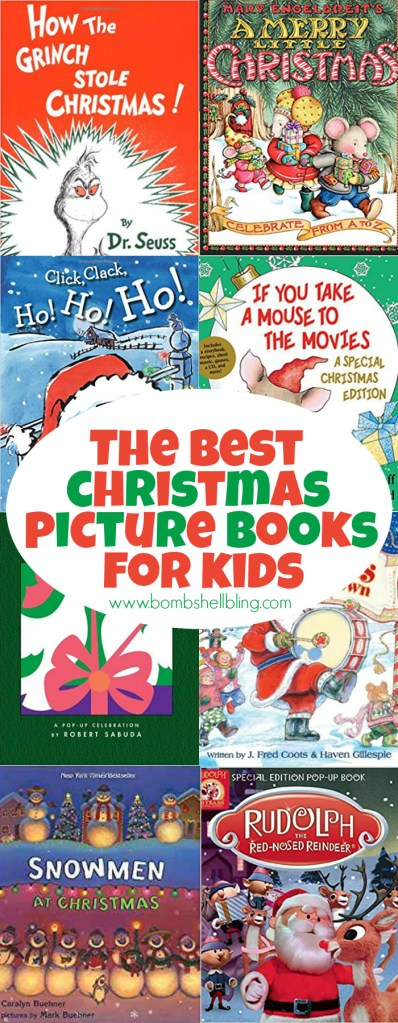 The Best Christmas Picture Books for Kids