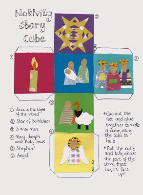 Religious Christmas Art Projects