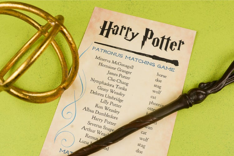25 Perfect Harry Potter Printables - Collected by Bombshell Bling