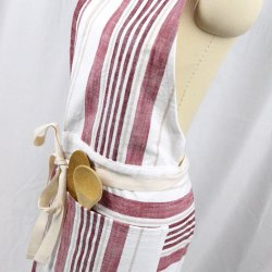 Tea Towel Apron – Sewing Tutorial