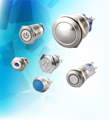 Metal Button Switch bn