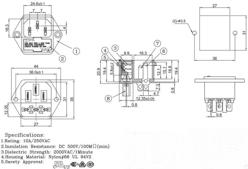 JR-101-1F(N)