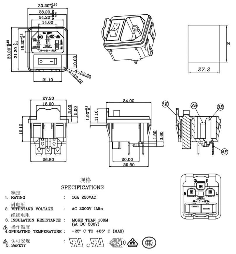 JR-101-1FSA3-01