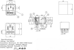 JR-101-1FS(N)