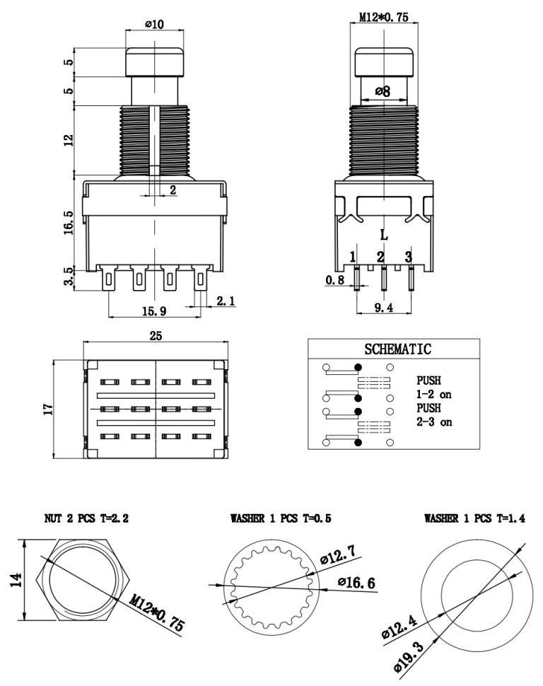 BST12PYZM-3