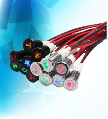 Custom symbol Indicator light