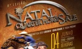 9° Leilão Natal Quarter Horse