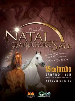 XII LEILÃO NATAL QUARTER HORSE SALE