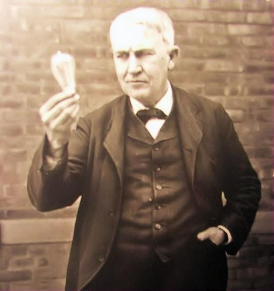 Facts About Thomas Edison Light Bulb