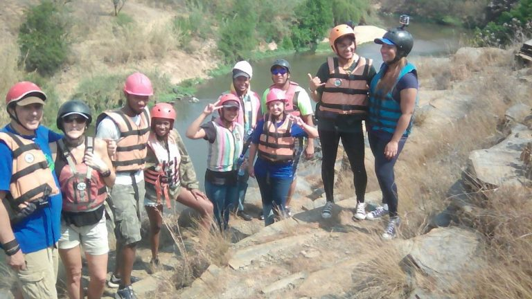 Impact Adventure Africa – Abseiling & Tubing down a River