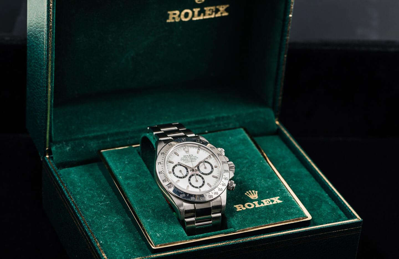 Rolex Daytona Zenith Ref. 16520