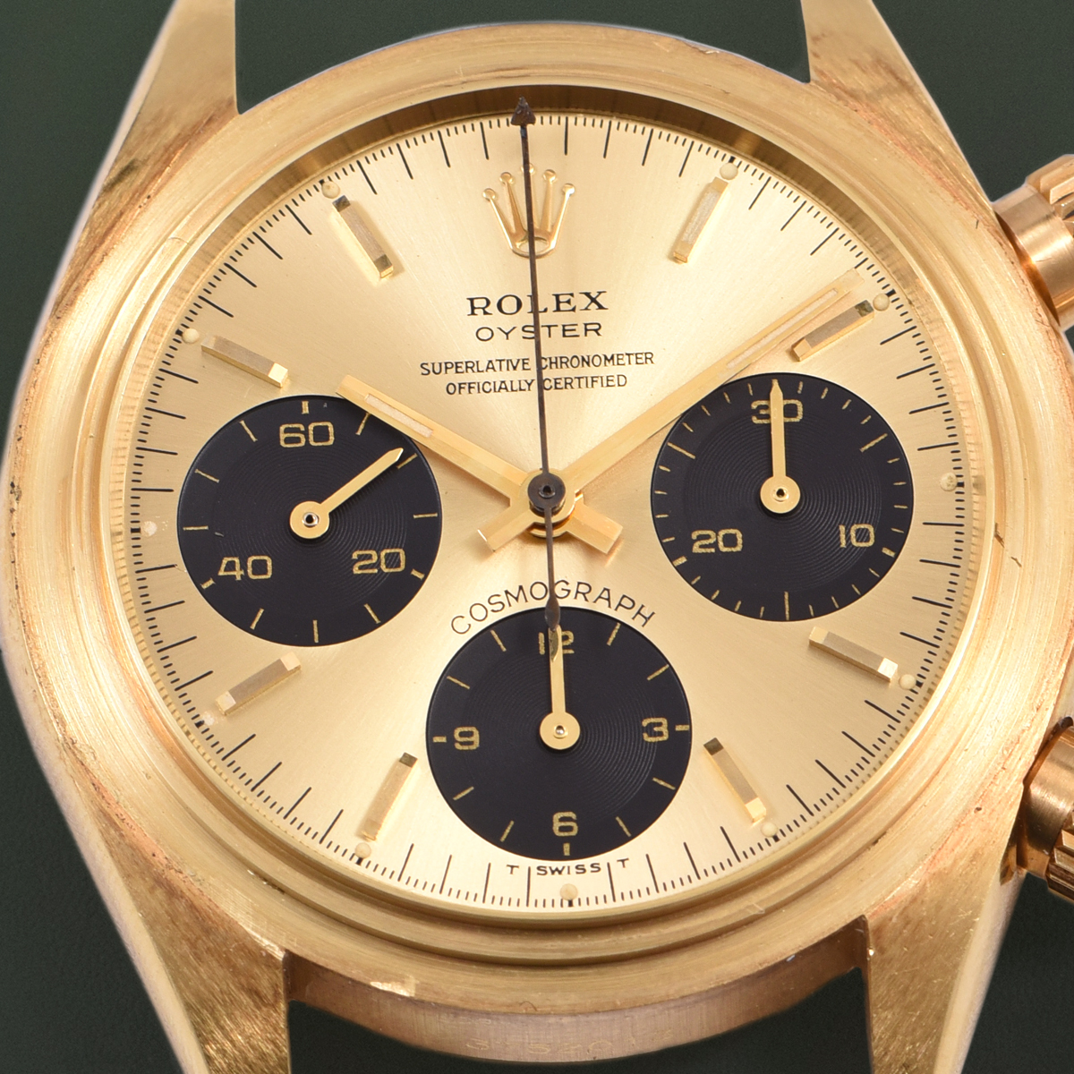 Rolex Daytona Floating Dial Ref. 6265