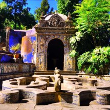 Fronteira Fountain