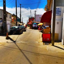 Ponta da Calha beach town