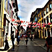 Porto Pink Balloons