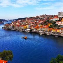 Porto and River