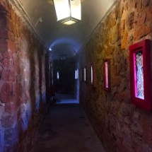 Berlenga inside fort