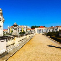 Palace Side Walkway Shot