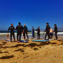 Peniche Surf Prep shot