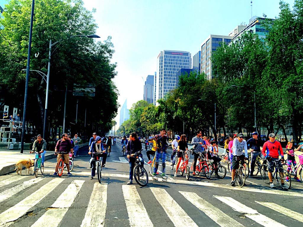 Mexico City: Soaking in a City Through Exercise