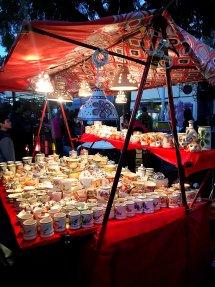 Artisenal Market mugs for sale