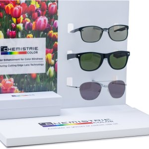 Chemistrie Color-Eyewear for Color Blindness