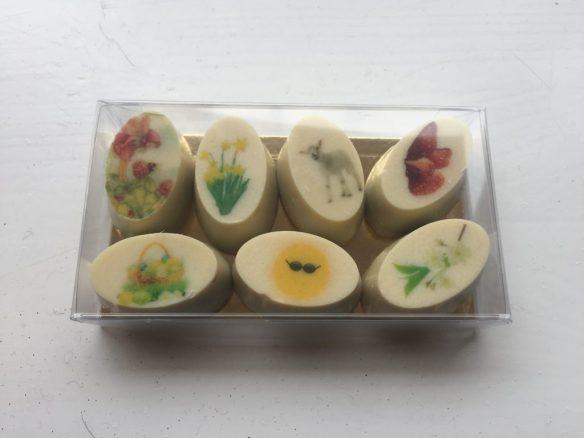 Bedrukte bonbons