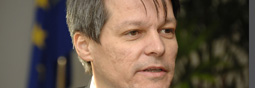 Dacian Ciolos at the EC