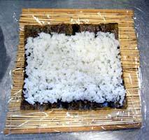 orez pentru sushi