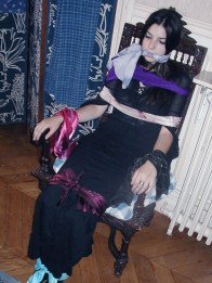 Sexy young Girlfriends tied up with Silk Scarves