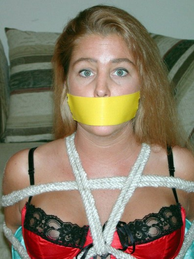 Submissive Girlfriends love to have Sex in Bondage