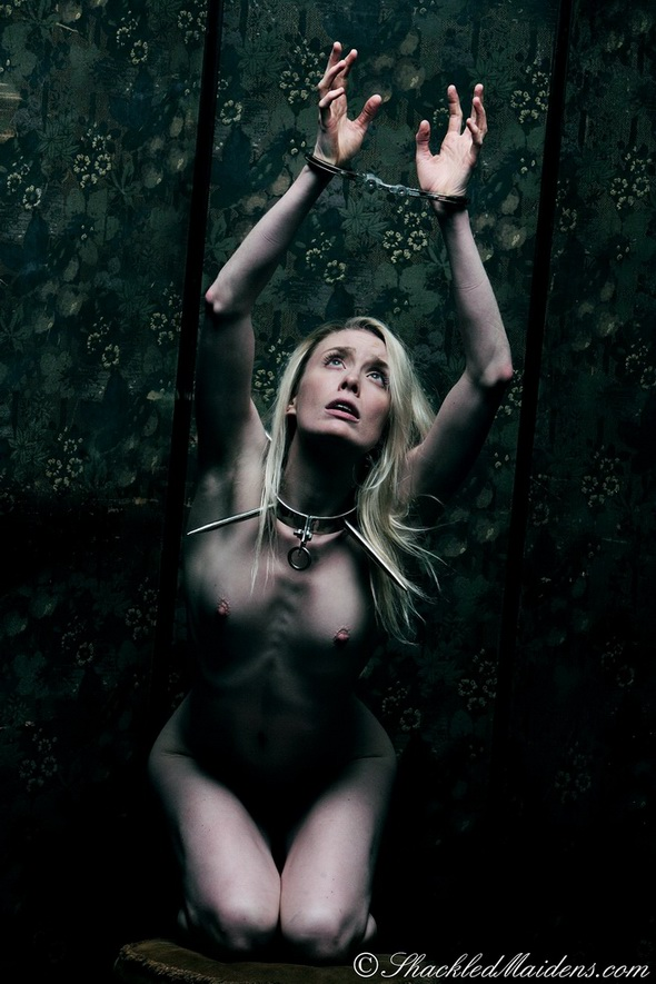 shackled maiden