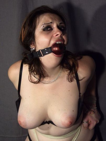 Pretty Slave Gets Stripped and Dominated by Her Cruel Blond Mistress