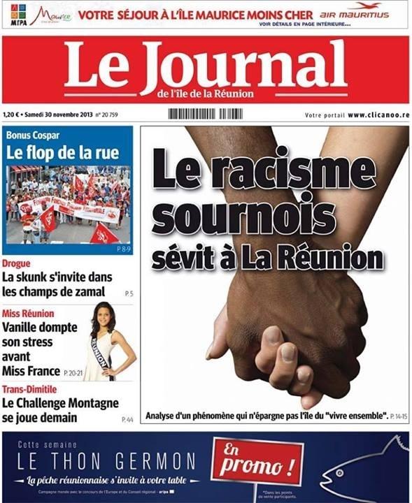Le Journal De L Ile De La Reunion : journal, reunion, Journal, L'Île, #Réunion, (JIR), Torpille, Mythe, Paradis, Métis., Bondamanjak