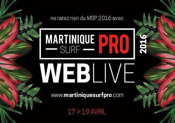martinique surf pro live