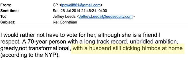 colin powell emails