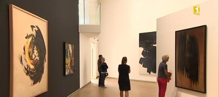 40 ans du centre Pompidou à la Fondation Clément