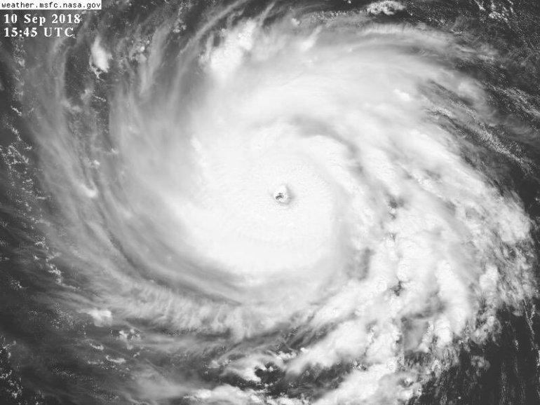 cyclone florence