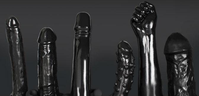 Large Dildos for Monstrous Stimulation