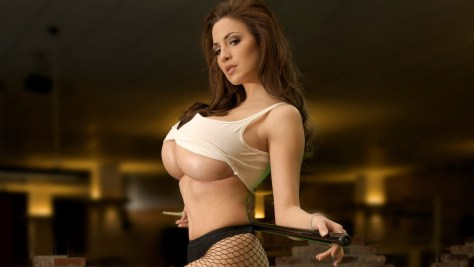 Jordan-Carver-Sexy-font-b-German-b-font-Glamour-Model-Big-Boobs-Fabric-font-b-Poster