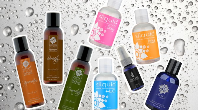 Sliquid | Natural Intimate Lubricants