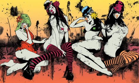 sexy_clown_girls_by_matiasramone-d4zd7fh