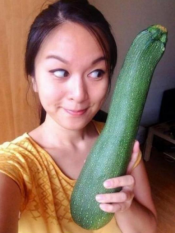 april fool prank sexy courgette
