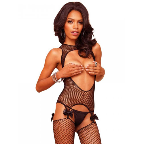 ej68-leg-avenue-brown-bodysuit-set-bows-fishnet-1
