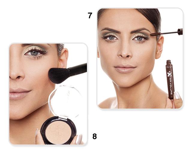Verde-esmeralda está em alta na maquiagem; confira o passo a passo e inspire-se!