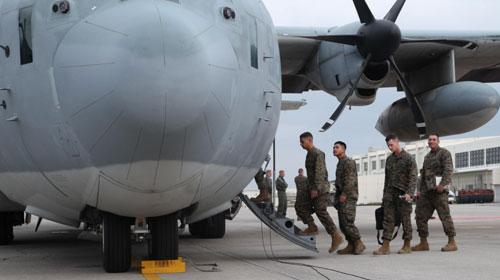 Divulgação/US Marines