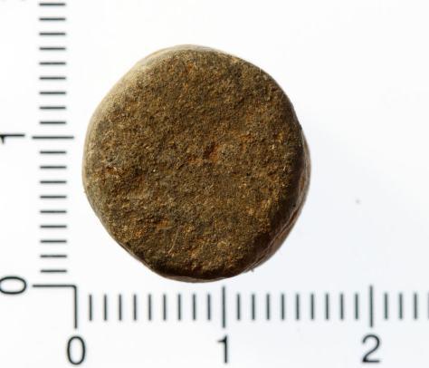 Tabletformet vægtlod, 15,030 gram