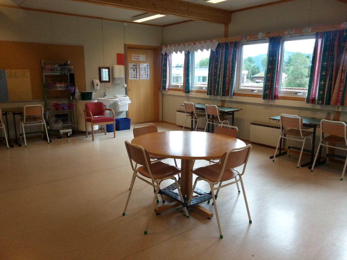 Organisering i klasserommet